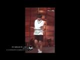 Фанкам на Ви с песней BTS - I Need U на муз.шоу M.COUNTDOWN
