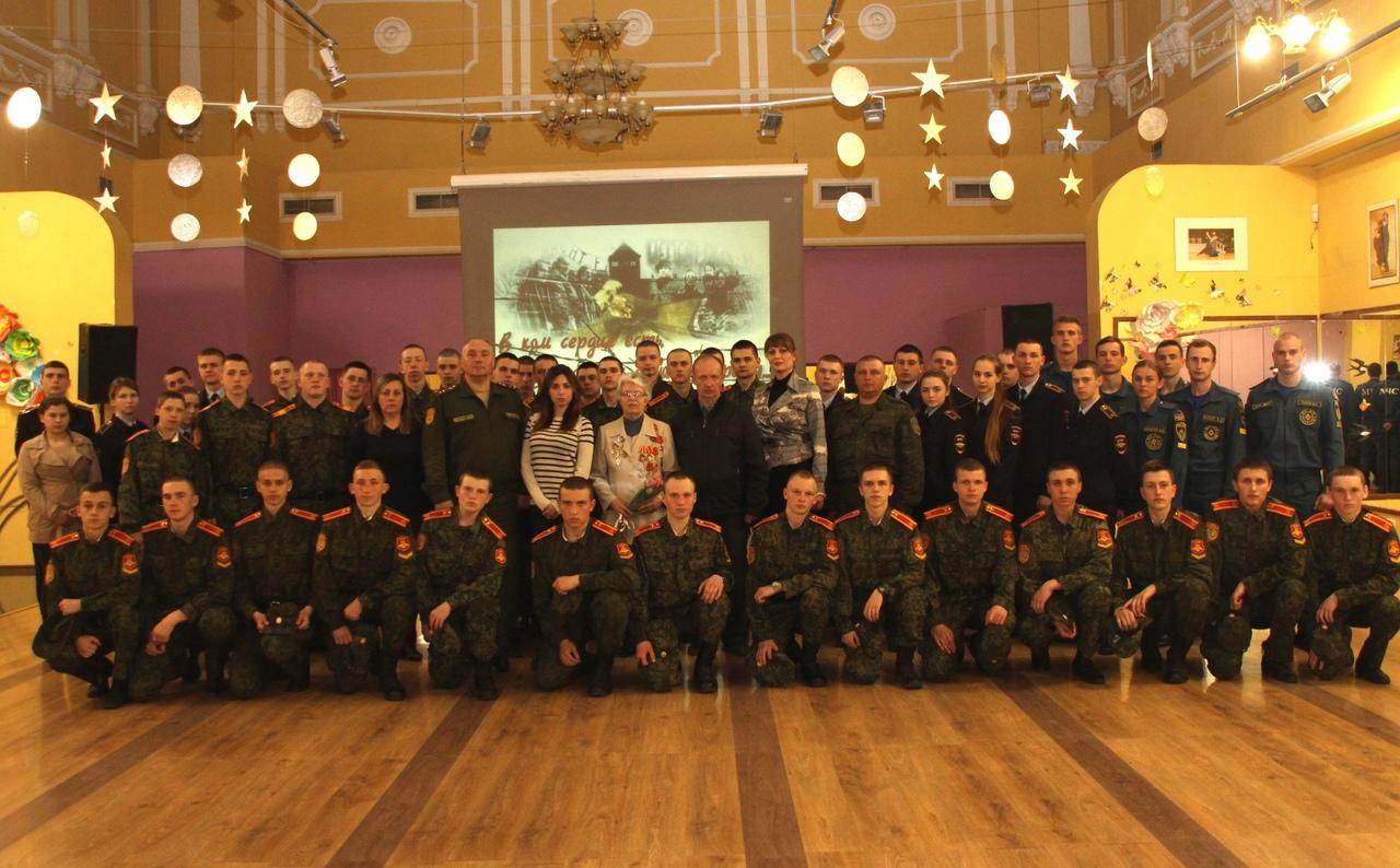 В Донецком городском молодёжном центре состоялось памятное мероприятие