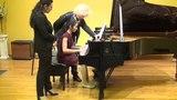 25.02.2018 Mira Marchenko's master-classes. Yasmeen Saadi. Schmitt Music, Kansas City, USA.