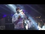 50 Cent и John Travolta полное видео выступления в Канннах (Full Video)
