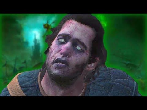 Witcher 3 Is Necromancy Evil Witcher Lore