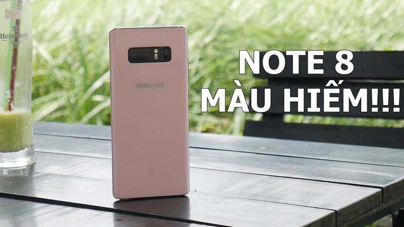 Chiếc Note 8 không phải muốn mua là mua được!