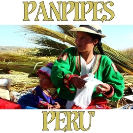 Fly Project альбом Peru' Panpipes