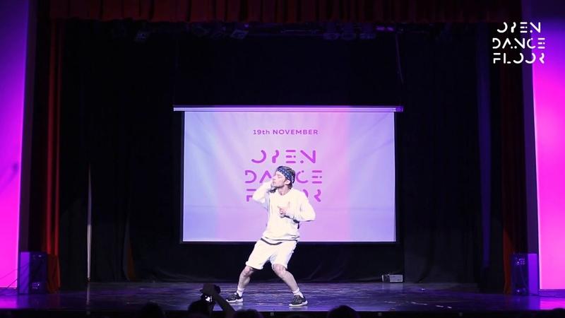 OPEN DANCE FLOOR SHOWCASE    Freestyle by Kirill Zakharov