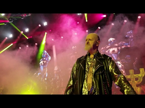Judas Priest - Metal Gods; Michigan Lottery Amphitheatre at Freedom Hill; Sterling Hts, MI; 8-24-18