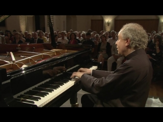 814 J. S. Bach - French Suite No.3 in B minor, BWV 814 - András Schiff