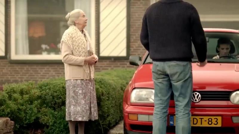 Когда покупаешь машину у бабули