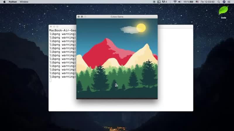 Гоша Дударь Разработка игр на Python 3 с PyGame 4 Анимация объектов и спрайты