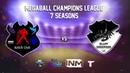 MCL 7. 7 Tour. Kolich Club vs Black Scorpions (Messi Group)