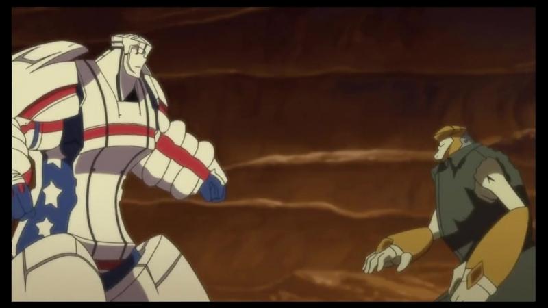 Хиромен / Heroman (19-26 серии)