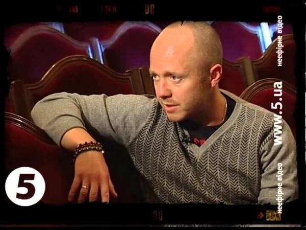 КІНО з Яніною Соколовою - ЄВҐЄНІЙ СТИЧКІН (Евгений Стычкин) - 14.04.2013
