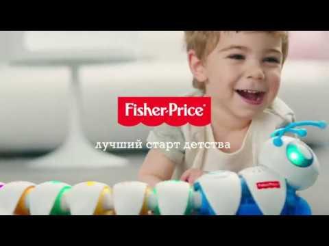 Mattel Fisher Price Управляемая гусеница