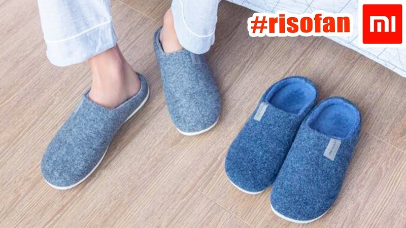 Xiaomi one cloud home cotton slippers ✅ You Can Buy in Online Store (RisoFan💻)