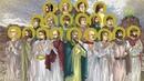 Мульткалендарь. 23 мая - Мученики Алфий, Филадельф, Киприан, и 14 других