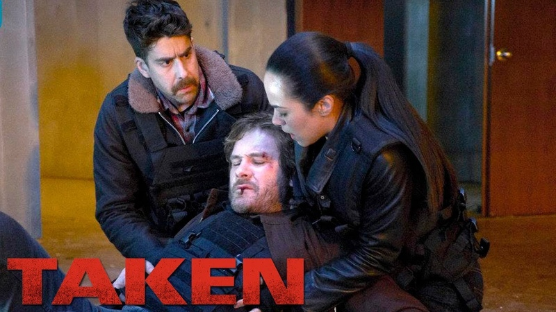 "Taken / Заложница 2x16 ""Viceroy (Series Finale)"" Promotional Photos Season 2 Episode 16"