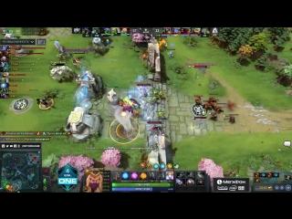 Team Spirit vs Alliance