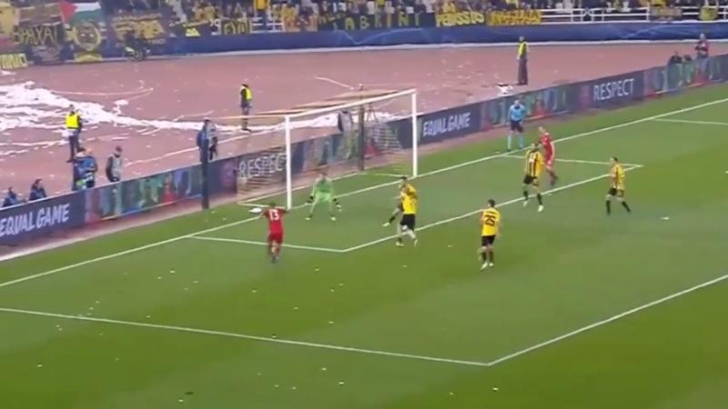 ГОЛ Левандовски | АЕК - Бавария 0:2
