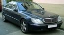 Mercedes S 500 W220 - последний из могикан