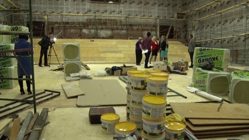 24.09.18 «Телекон»: Осмотр ГДМ во время ремонта