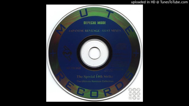 Depeche Mode – Personal Jesus [Reach Out Mix] The Special 14th Strike '94