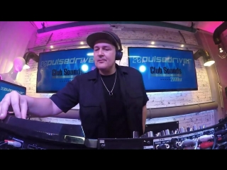 Pulsedriver – Galaxy (Single Mix)/CLUB SOUNDS 2000er |► PULSEDRIVER - Live DJ-Set | Aqualoop Rec. (GER)
