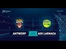 Telenet Giants Antwerp v AEK Larnaca - Full Game - Basketball Champions League 2018-19