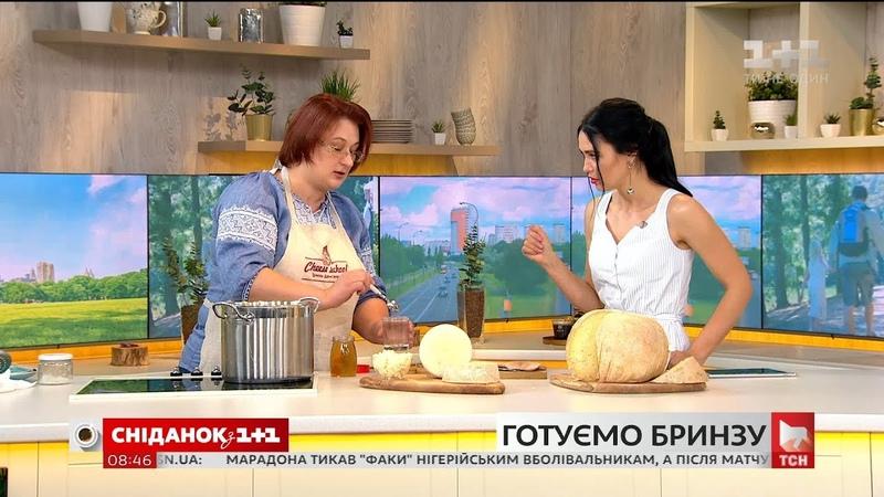 Готуємо сир і дізнаємося карпатські традиції з професійним сироваром Іриною Дем`янюк