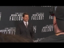 Mission Impossible Fallout DC Premiere B Roll Part 1