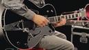 Gretsch Guitars G7593T Billy Duffy Signature Black Falcon Electric Guitar, Black