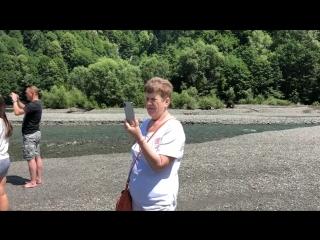 Купание на озере 🔥🔥🔥