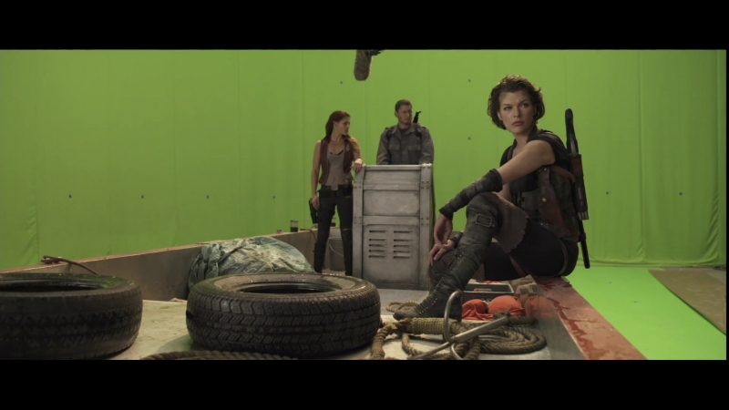 Resident Evil Afterlife 4