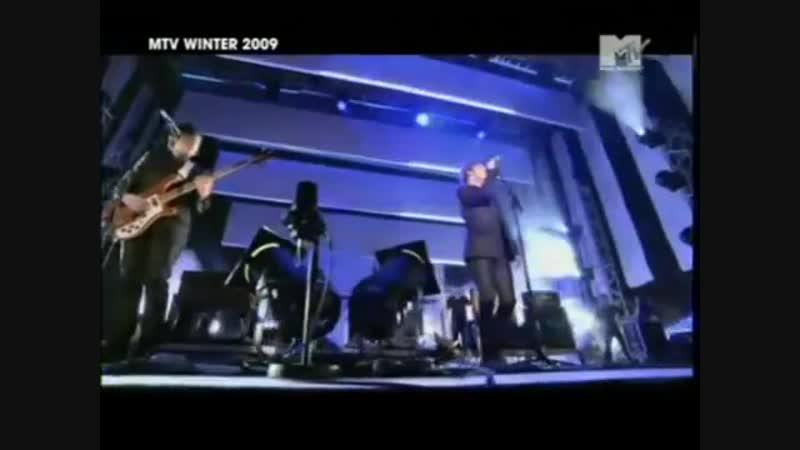 09 Dance With Somebody Mando Diao Live in Valencia MTV WINTER 2009