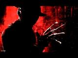 A Nightmare On Elm Street OST Freddie Soudtraks Black Dark Themene