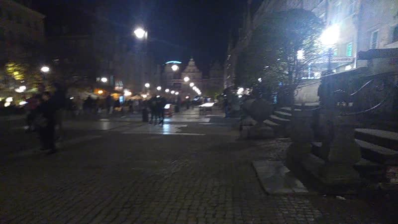Ратуша. Гданьск.