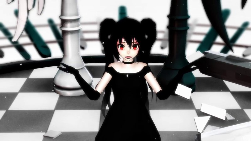 [MMD] Angel of Darkness