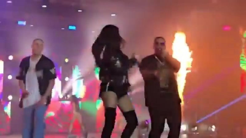 Bad Banny, Natty Natasha and Daddy Yankee