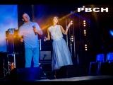 Виктор Рыбин и Наталья Сенчукова Ивантеевка 2018 День города