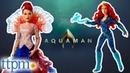 ОБЗОР кукол Aquaman Mera and Royal Gown Mera