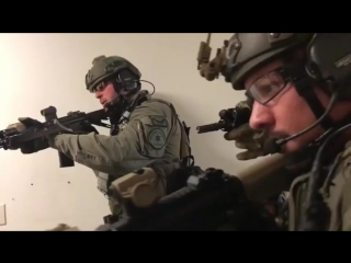 Orange County Sheriff's Department (CA) Special Weapons & Tactics (SWAT) Team