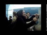 Ville Valo (HIM) - автографы в аэропорту 26.10.2015