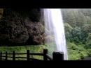 Водопад Южный парк Сильвер Фолс