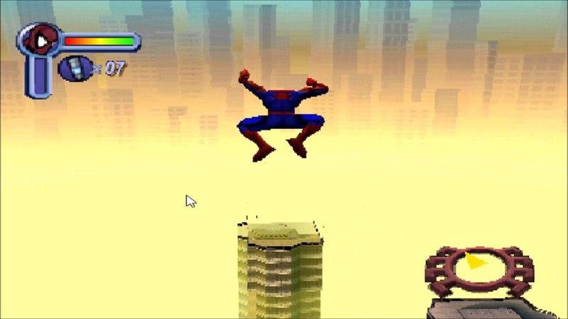 Spider-Man PS1 Beta Unused Character Female Hostage