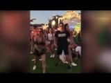 Танец Galantis - No Money