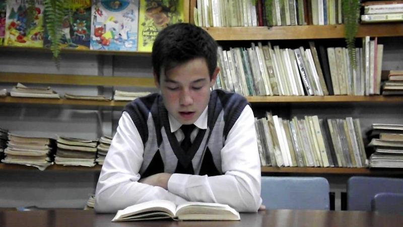 В.П. Крапивин Мальчик со шпагой читает Капралов Дамир