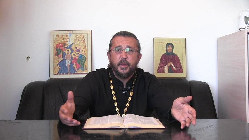 Можно ли в воскресение заниматься домашними делами. Священник Игорь Сильченков