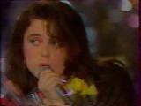 Песня-90 (1-я программа ЦТ СССР, 01.01.1991) Наташа Королёва - Жёлтые тюльпаны (фрагмент)