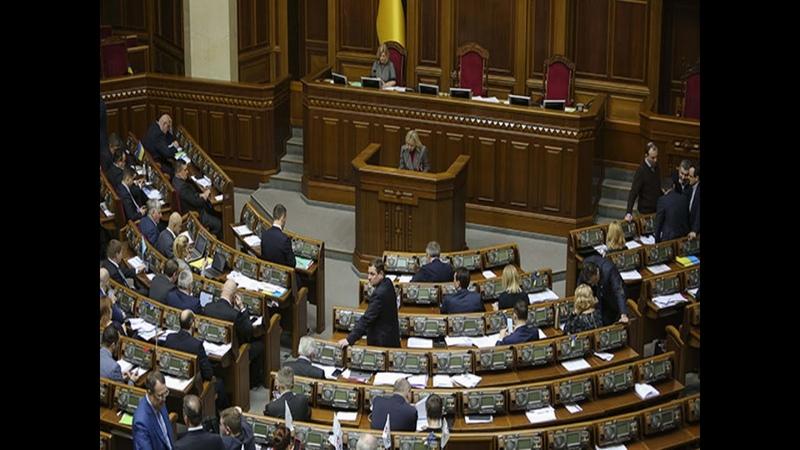 В Раде заявили о потере контроля над Одессой