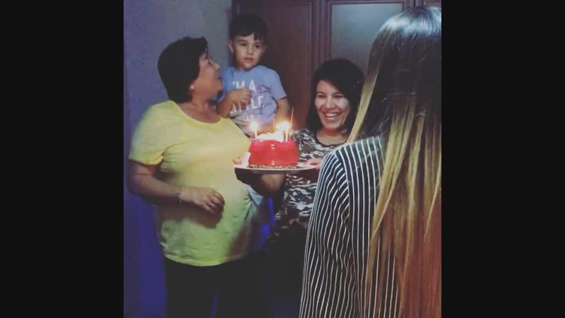 Doğum günü 🎁 süprizi