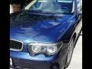 Полная Детейлинг полировка с нанесением Жидкого Стекла BMW E65 Глубокий блеск