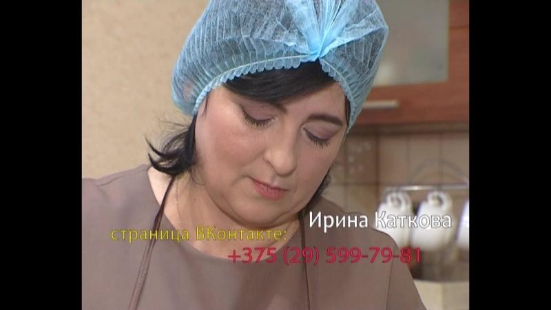 Кондитер Ирина Каткова